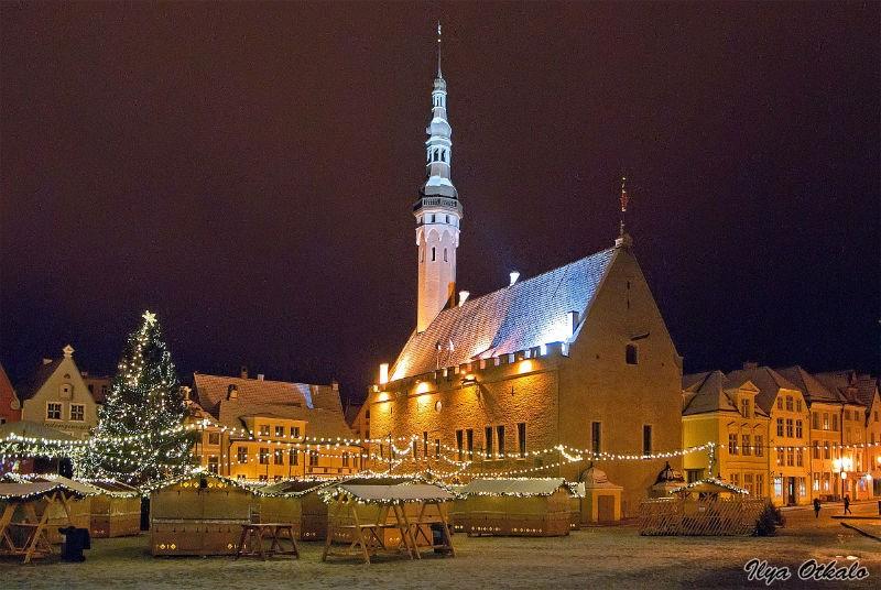 Tallinn-ratusha